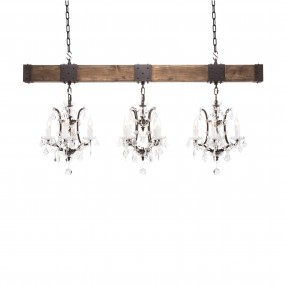 AXE CRYSTAL CHANDELIER