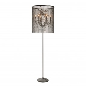 CHAINMAIL FLOOR LAMP