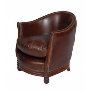 DECO TUB ARMCHAIR