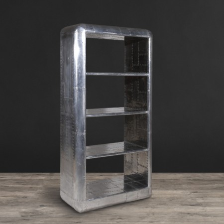 Aviator Blackhawk Spitfire Bookcase