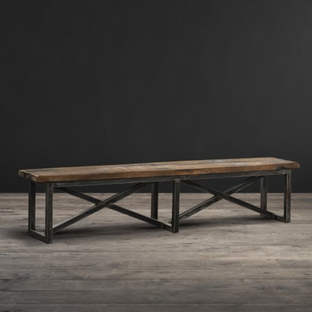 Bench - Genuine Reclaimed Vintage Timber