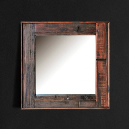 Axel Square Mirror