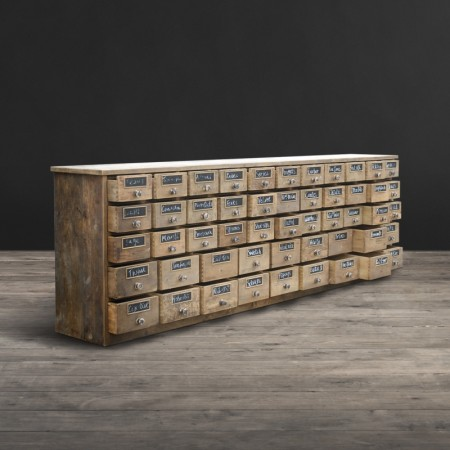 Chest - 51 Drawers - Tavern