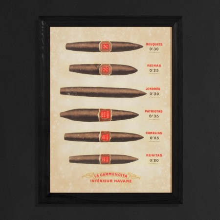 Cigar Wall Art