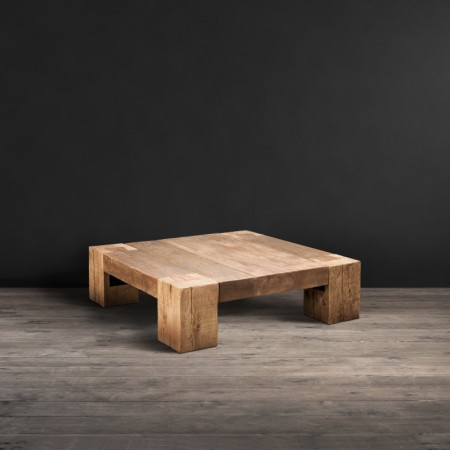 English Beam coffee table