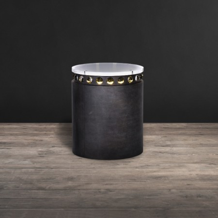Honey Pot side table