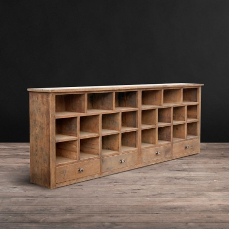 Pigeon Hole Sideboard