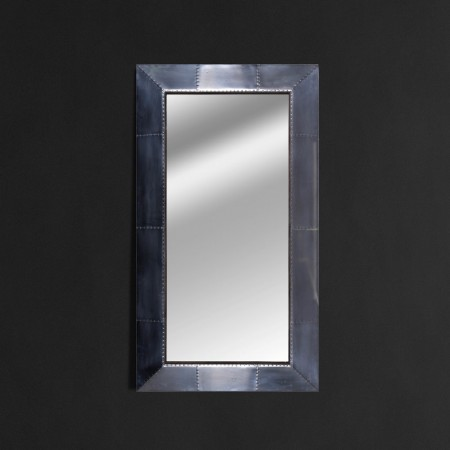 Streamline mirror shown in Spitfire