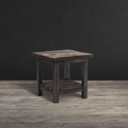 Axel Parquet Side Table