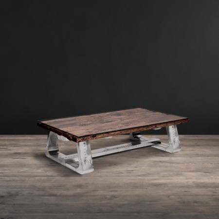 Tracks coffee table
