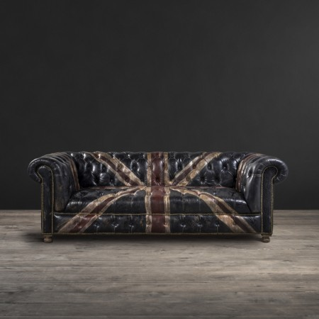 Westminster button 3 seater