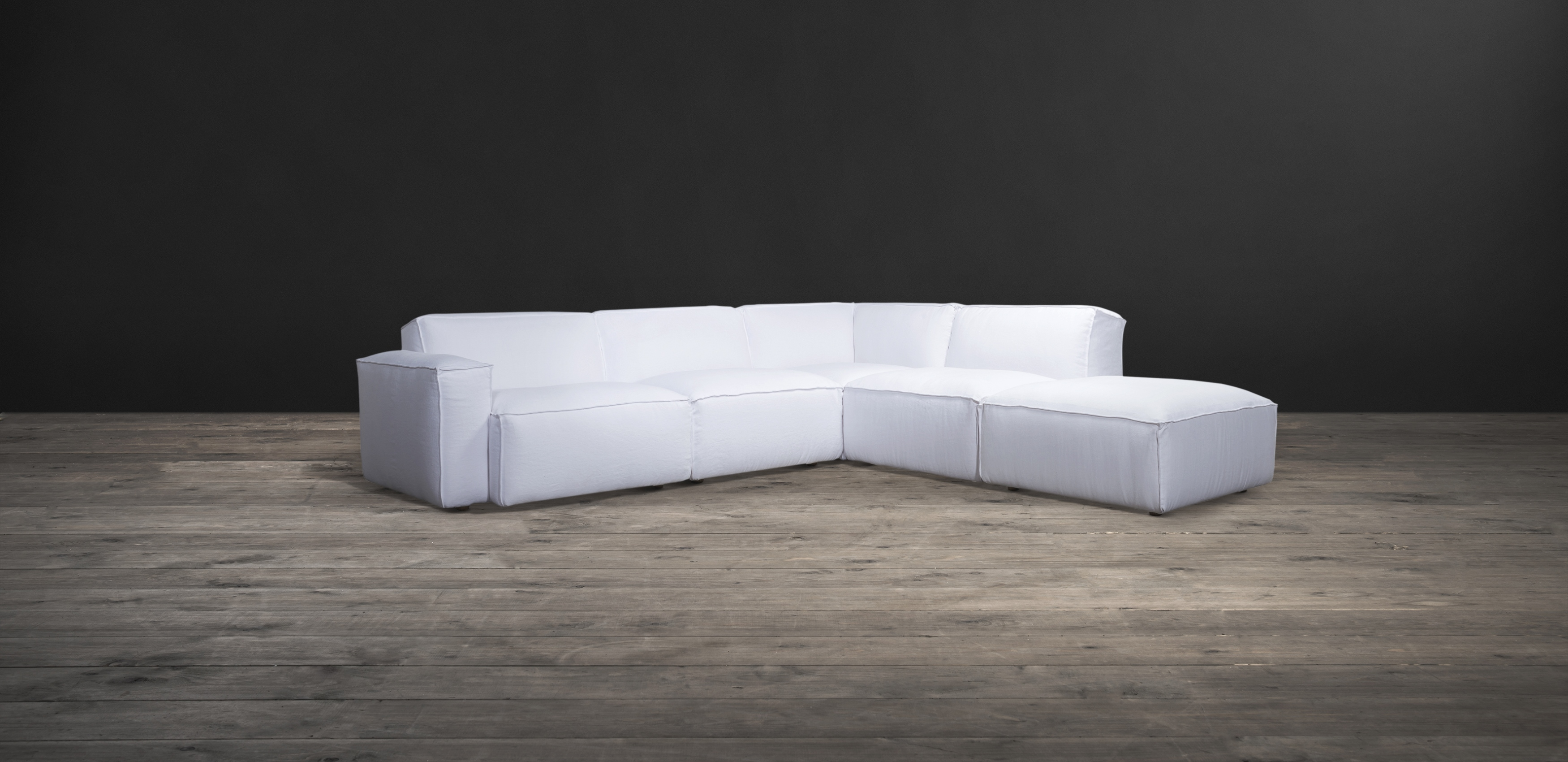 Leather amp Fabric Sectional Sofas Nirvana Medium  : nirvanamediumsectional whsipywhite2 from www.timothyoulton.com size 3500 x 1700 jpeg 1755kB