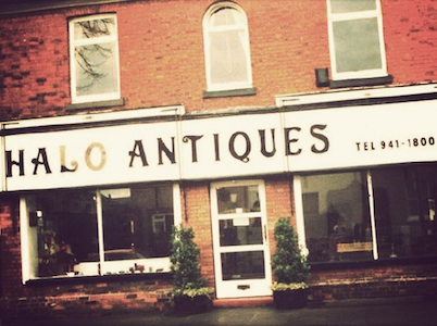 Halo Antiques Shop